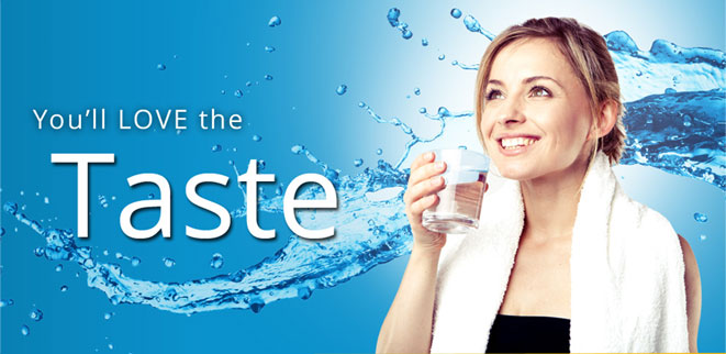 Puratap Water filter - you will love the taste deluxe