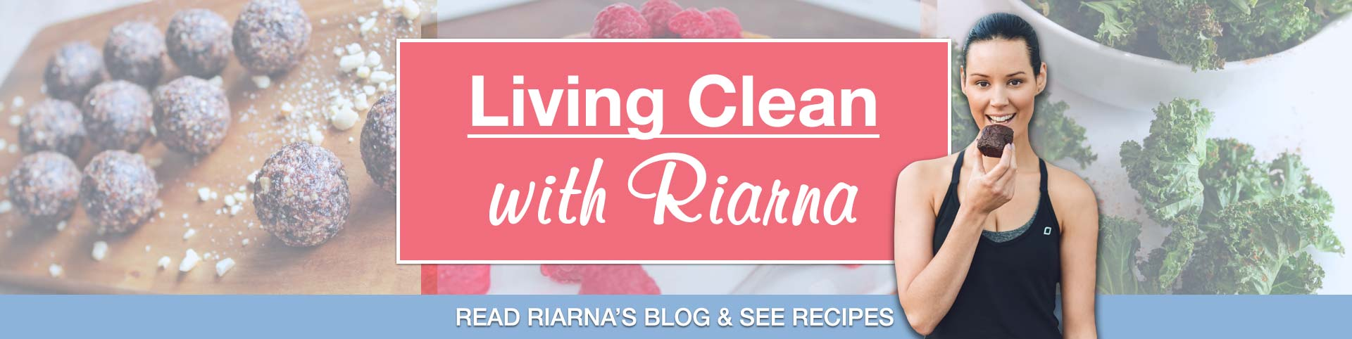 Living clean with Riarna | Puratap | Water Filters Specialist in Adelaide