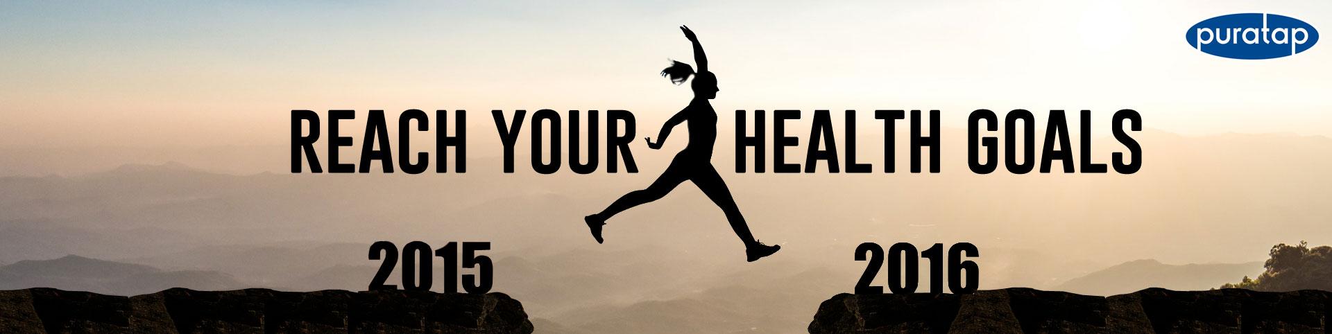 Reach your health goal with puratap