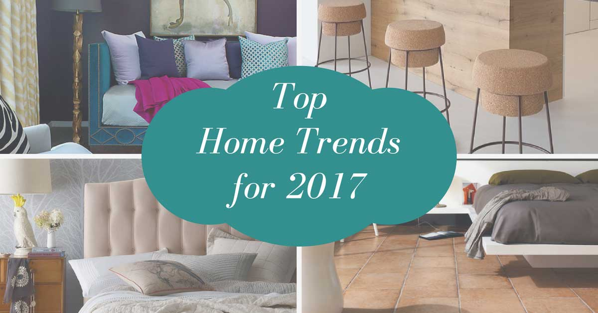 Home Trends 2017 what's on trend in 2017 and how to get the look in your home (or