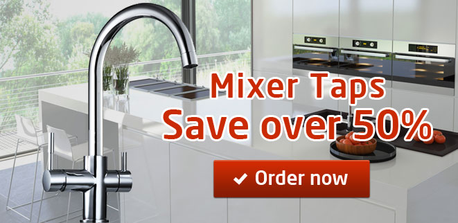 Save massive on Mixer taps