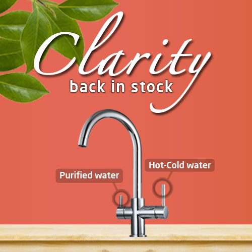 Clarity is back