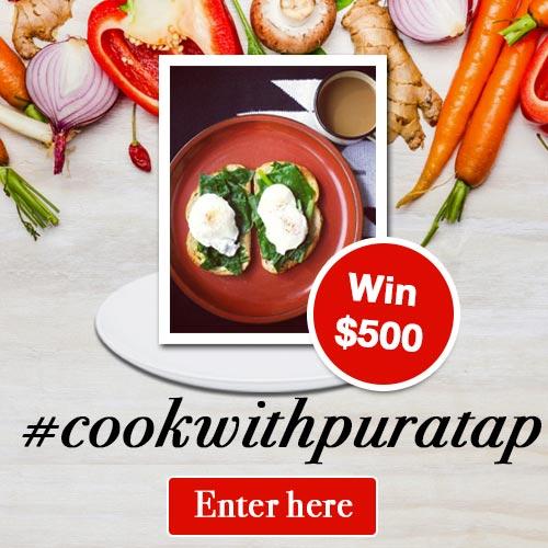#cookwithpuratap | Puratap | Water Filters Specialist in Adelaide