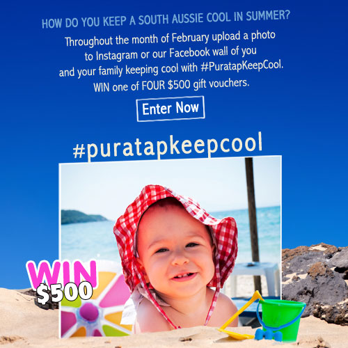 #purataokeepcool competition