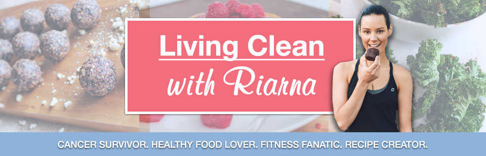Living clean with Riarna